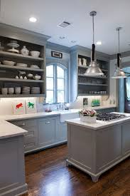 Light Gray Kitchen Minimalist Gray Kitchen Light Gray Cabinet Light Gray Backsplash