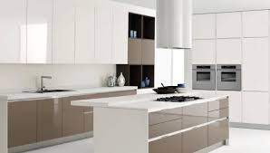 White Floor Tile Kitchen White Kitchen Design Gorgeous Black And White Kitchen Decor