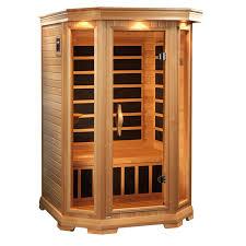 2 person infrared sauna.  Infrared Throughout 2 Person Infrared Sauna A