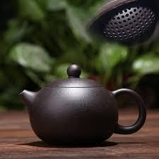 170ML yixing tea pot purple clay xi shi zisha teapot ore beauty ...