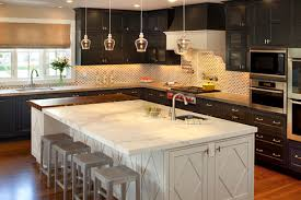new project contemporary kitchen