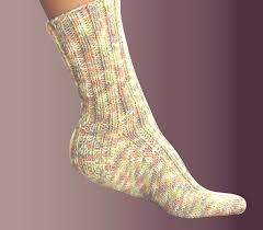 Sock Knitting Pattern Awesome Free Knitting Pattern Ashley Ribbed Socks