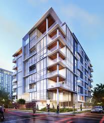 Houston Design District The Mondrian An 8 Story Mid Rise Condo In Houstons Museum