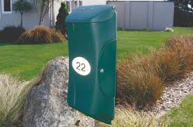 wilson poly products letterboxes