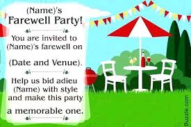 Sample Of Party Invitation Sample Letter For Printable Invitation