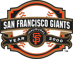 San Francisco Giants Stadium Logo - National League (NL) - Chris ...