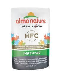 """Купить <b>almo nature паучи</b> для кошек """"филе тунца и сардинки ..."""