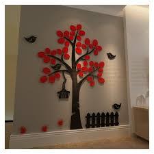enjoyable design acrylic wall art room decorating ideas tree shape at elifor pk panels