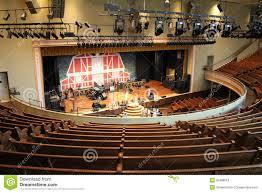 Grand Ole Opry Ryman Seating Chart Rayman Autidorium Nashville Editorial Stock Photo Image Of