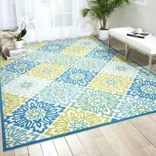 yellow and blue area rugs thigs marie idoor royal blue and yellow rug