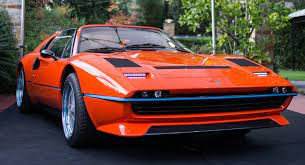 Ferrari 308 Restomod By Maggiore Mixes Modern Materials With Classic Aesthetics Carscoops