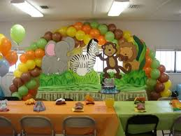 Jungle Themed Food For Baby Shower 18822Baby Shower Jungle