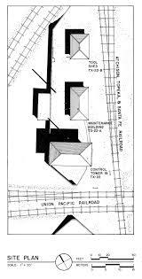 site plan free o gauge plan building model railroad atchison topeka santa fe