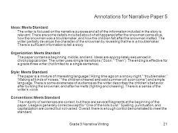 Personal Narratives   cute writing paper