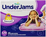 Underjams Size Chart Overnight Diaper Sizes Bed Wetting Underwear The Diaper
