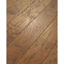 walking tall engineered tennessee plank leathered pecan hickory scratch resistant aluminum oxide natural 6 5 wide x up to 8 long x 1 2 thick