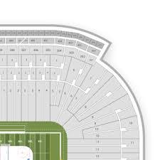 Actual Ohio State University Football Stadium Seating Chart