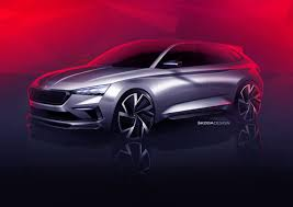180830 Škoda vision rs reveals design for next rs generation and a future pact car 002