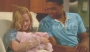 our little angel our little angel recaps soaps com in amber s hospital room tawny tells amber that marcus being the father has put a crimp in their plans she leaves and justin donna and marcus go in and