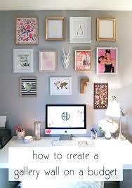diy office wall decor. Office Wall Decorating Ideas Walls Inspiration Decor Best Diy