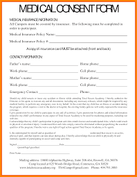 Medical Form In Pdf Consent Form Medical.child Medical Consent Form Child Medical ...