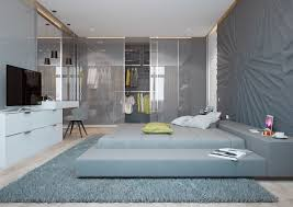 Modern Gray Bedroom 42 Gorgeous Grey Bedrooms