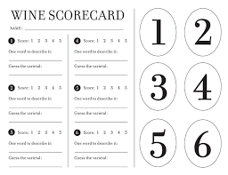 wine rating sheet hosting a wine tasting party with free printables jenna sue