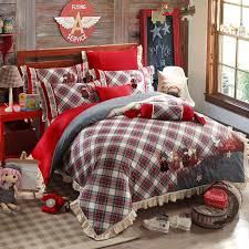 harry potter plaid kids printed harry potter king size bedding as super king bed