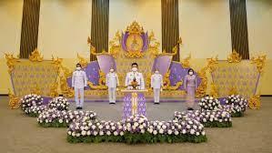 ผู้ว่าราชการจังหวัดเชียงราย  เป็นผู้นำข้าราชการชั้นผู้ใหญ่ของจังหวัดเชียงรายถวายพระพรเนื่องในวันคล้ายวันเฉลิมพระชนมพรรษาสมเด็จพระนางเจ้าสุทิดา  พัชรสุธาพิมลลักษณ พระบรมราชินี วันที่ 3 มิถุนายน 2564 - Police News For Mass