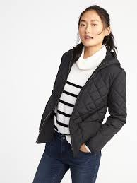 Quilted Hooded Jacket for Women | Old Navy & Quilted Hooded Jacket for Women Adamdwight.com