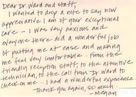What Our Patients Say About Us Wilmington Nc W Christopher Ward