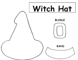 witches hat templates wallsviewsco