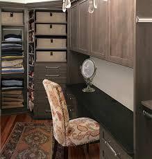 desk in walk in closet. Delighful Closet Master Walk In Closet With 360 Organizer Valet U0026 Desk For