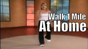1 Mile In Home <b>Walk</b>!   <b>Walking</b> Workout Videos - YouTube