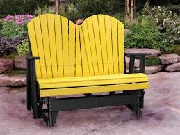 outdoor glider bench polywood double glider poly glider bench polywood glider chair