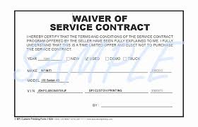 Liability Waiver Template Word Enchanting Liability Waiver Form Template New Free General Release Form