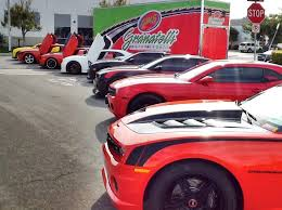 as an industry leader and active member of both the socal business and automotive worlds granatelli was even instrumental in helping to develop the
