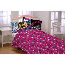 Monster High Bedroom Decorations Monster High Bedding