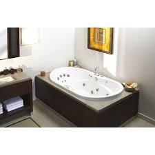 maax 60 x 42 x 23 living 6042 acrylic soaking bathtub