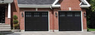painted garage door