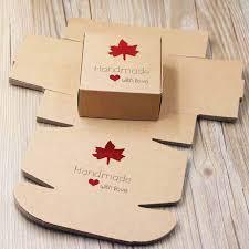 Online Shop <b>20pcs Small</b> Kraft paper <b>gift</b> packaging box,kraft ...