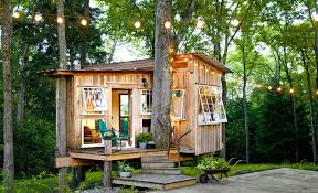 inside of simple tree houses. This Dreamy Backyard Retreat Proves Tree Houses Aren\u0027t Just For Inside Of Simple