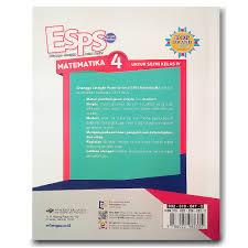 Nah untuk materi pada soal pts matematika tematik kelas 6 k13 itu sedniri di ambil dari buku kelas 6 kurikulum 2013 revisi 2018. Buku Esps Matematika Kelas 4 Sd Mi K2013 Revisi By Gunanto Dhesy Adhalia Lazada