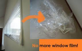 no more window