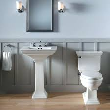 sinks american standard scalloped pedestal sink edge reclaimed memoirs classic stately pedestal sink lets home