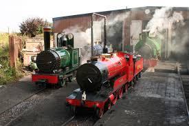Cleethorpes Coast Light Railway Model & Steam Gala Sept 8th 2007
