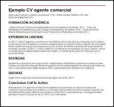 Ejemplos De Curriculum Vitae Ya Realizados Resume Pdf Download