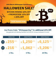 And there are many more of these that are going to follow, 10 years for: Happy 10th Bitcoin Whitepaper Day Amp Halloween Sale Today We Want To Celebrate Bitcoins 10th Whitepaper Anniversary With Promo Codes Halloween Sale Bitcoin