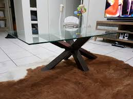 nick scali oliver dining table an coffee table yarrawonga palmerston area image 2 1 of 5