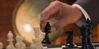 Resultado de imagen de obama+putin+chess